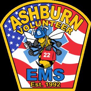 Ashburn EMS Company 6 & 22 Patch