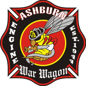 Ashburn Engine Company 6 Patch