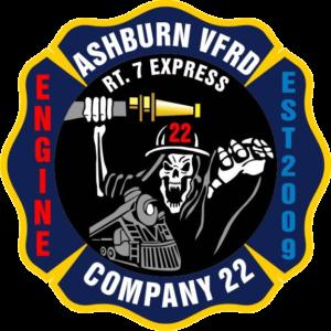 Ashburn Engine Company 22 Patch