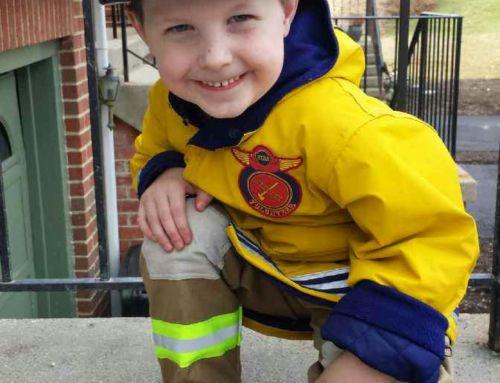 Meet Garret Owens, Our Youngest Volunteer