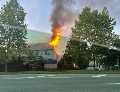 House Fire in Ashburn on May 19, 2021