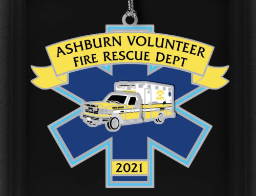 2021 AVFRD Annual Ornament is Now Available!