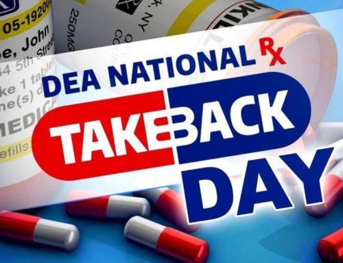 Loudoun Law Enforcement, DEA Partner for Prescription Take-Back Day
